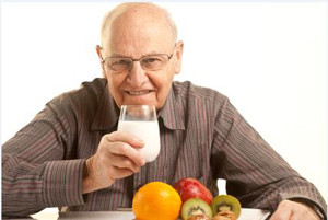 senior healthy eating