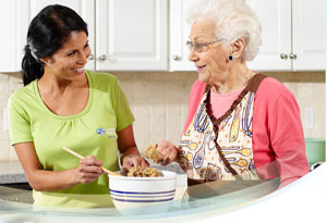 Interactive Care Comfort Keepers In Home Care